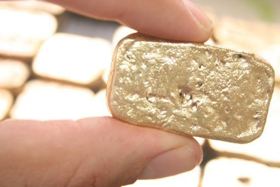 طلای آب شده طلاین