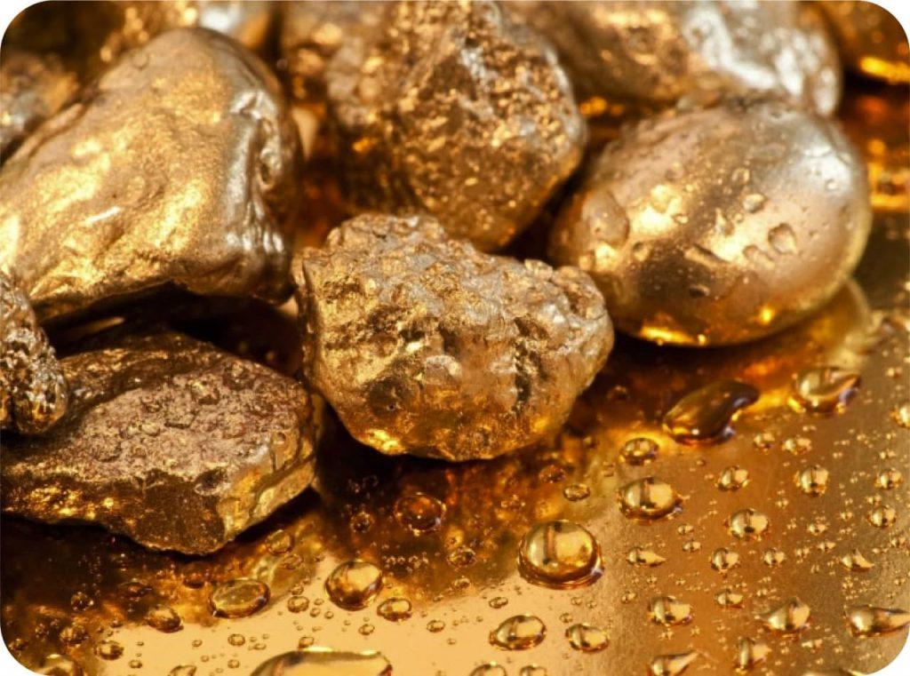 گران بها ترین فلزات جهان طلاین